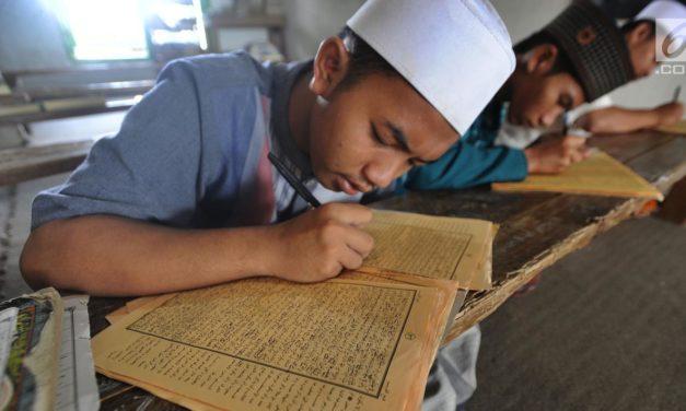 Belajar Kitab Alfiyah Ibnu Malik dalam Tradisi Pesantren Salaf