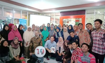 PKPPN bekerjasama dengan Perpustaakan IAIN Surakarta adakan Ramadan Outreach bersama US Embassy