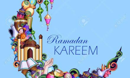 Selebrasi Ramadhan bagi Masyarakat Muslim