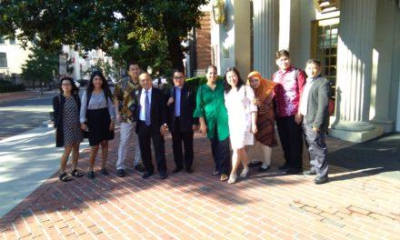 "PKPPN IAIN Surakarta ikuti Professional Fellow on Demand on ""Religious Freedom and Interfaith Dialogue"" di USA"