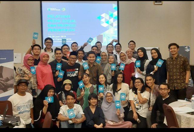 Promosi Perdamaian, PKPPN IAIN Surakarta Perkuat Tim dengan Pelatihan Medsos