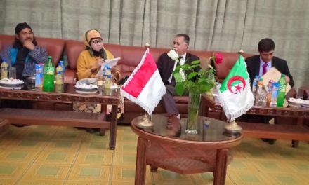 Jejak Bung Karno di Aljazair