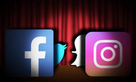 Jari Kita di Media Sosial