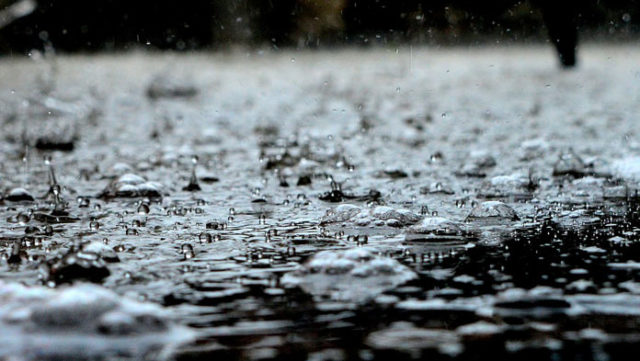 Hujan dalam al-Qur'an
