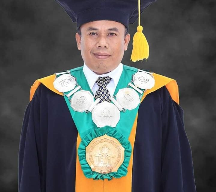 Remoderasi Pendidikan Islam: Rangkuman Pidato Guru Besar Toto Suharto