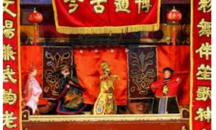 MAKARA ART CENTER Gelar Wayang Potehi Online