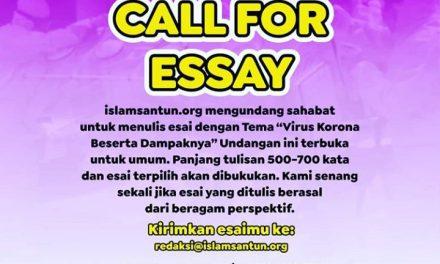 Pengumuman Seleksi Naskah Call For Paper Islam Santun