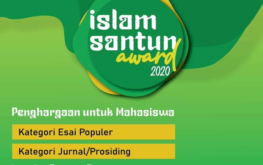 Pengumuman Pemenang Islam Santun Awards