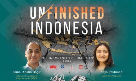 ISRL Diskusikan Film Unfinished Indonesia