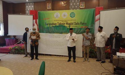 Takmir Masjid Solo Raya Deklarasikan Komitmen Kebangsaan dan Islam Rahmah