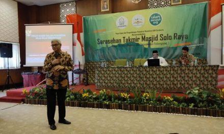 Ketua Pusat Studi Pancasila, Prof. Dr. Hermanu Joebagio: Masjid sebagai Basis Penguatan Nilai-Nilai Kebangsaan