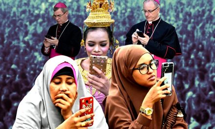 Relasi dan Kontestasi Agama, Internet dan Media Sosial