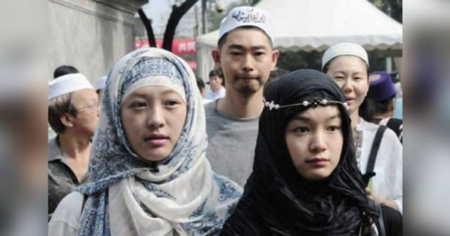 Muslim Uygur Kata Yang Faming