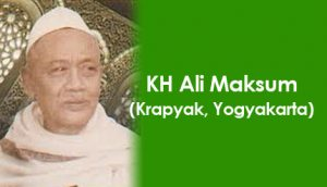 Metode Kajian Kitab Kuning KH. Ali Maksum Krapyak (Rois Aam-4 PBNU)